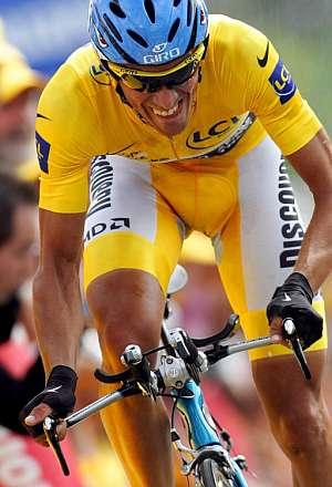 Vinderen af Tour de France 2011