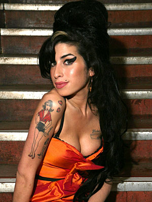 Amy Winehouse er et stort hit på iTunes